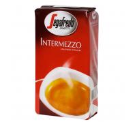 Segafredo Intermezzo vcs. őrölt kávé 250gr..