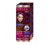 Mystic krémhajfesték 15 vörös violett..