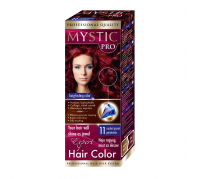 Mystic krémhajfesték 11 gránát vörös..