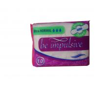 Nicole be impulsive intim betét 10db Ultra normál