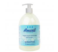 Amaril foly.szappan pumpás 1L Sensitive