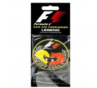Formula1 autóillatosító Legend,citrom illat