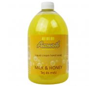 Amaril foly.szappan ut.töltő 1L Milk&Honey