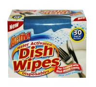 Activ mosogatószeres kendő 30db