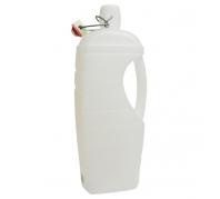 Műanyag palack csattos kupakkal 2l