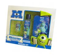 Disney Monsters Univ. Ajándékszett EDT 50ml+ajándékdoboz+kulcstartó