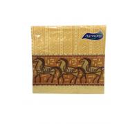 Harmony szalvéta 3rt. 20db-os lovas