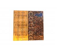 Harmony szalvéta 3rt. 20db-os kávé