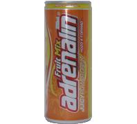 Adrenalin Juicy Power Drink 250ml Fruit Mix