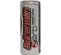 Adrenalin Zero Power Drink 250ml Eper-Lime