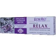 Rose Rio Relax fogkrém 65ml Organikus levendula vízzel