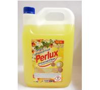Perlux univerzális padló-és felülettisztító 5l CITROM&TRÓPUSI GYÜMÖLCS illat