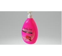 DermoVital tus- és habfürdő 1L Pomegranate
