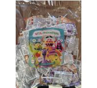 Vita Monsters vitamin nyalóka 100*6g  Több íz (Zacskós utántöltő)