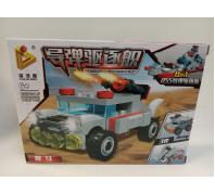 Építő harci jármű 6+év 633004-F