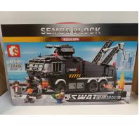 Építő különleges jármű 6-12év No.102408