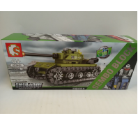 Építő harckocsi 6+év No.103101