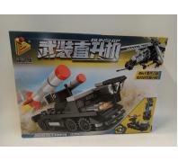 Építő katonai jármű 6+év 633005B