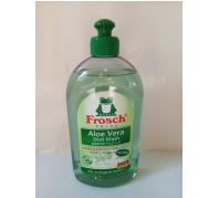 Frosch mosogatószer 500ml Aloe Vera
