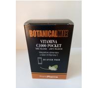 Botanical Mix Vitamina C1000 Pocket 30tasak (30*2g)